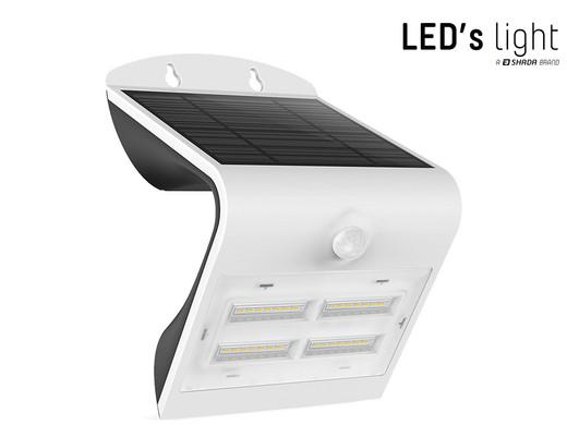 Led S Light Solar Led Buitenlamp Bewegingssensor