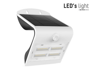LED's Light Solar Buitenlamp