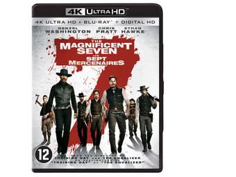 The Magnificent Seven (4K Blu-ray)