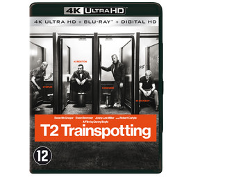 Trainspotting 2 (4K Blu-ray)