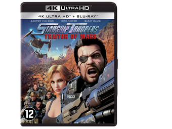 Starship Troopers: ToM (4K Blu-ray)