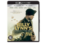 Billy Lynn's Long Half... (4K Blu-ray)