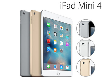 Apple iPad Mini 4 | 7,9″ | WLAN | 128 GB
