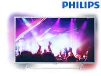 "55"" 4K Android Smart TV - Ambilight"