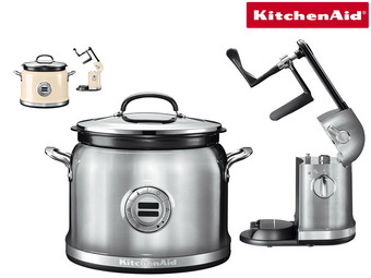 Kitchenaid Multi-Cooker + Rührturm