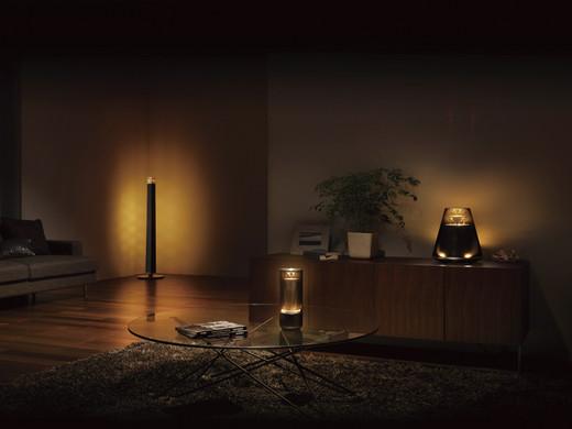 Speaker Met Licht : Led licht bluetooth speaker celine schrijft