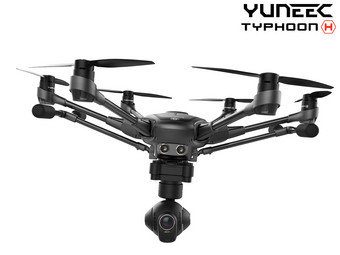 Yuneec Typhoon H 4K Hexacopter  + Extra Accu