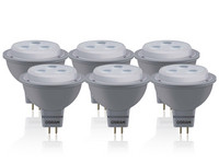 6x Osram Dimbare LED Lamp | 3.3 W