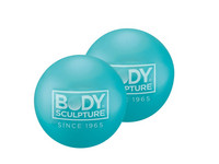 2x Body Sculpture Anti-Stress-Ball | 7 cm