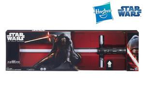 Star Wars: The Force Awakens Vilain Ultimate FX Lightsaber voor €19,95