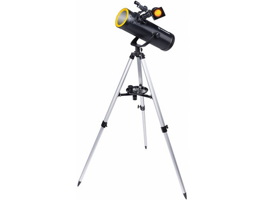 Solarix newton teleskop mit sonnenfilter internet s