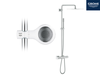 GROHE Rainshower + Aquatunes