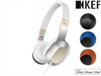 KEF M400 Headphones | Mic & Remote