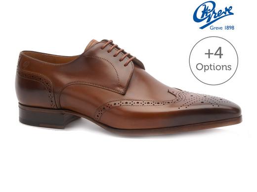 Greve Pecorino Zakelijke Schoenen