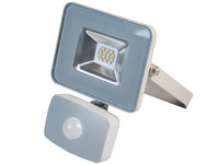 LED Floodlight + Sensor | 10 Watt