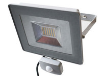 LED Floodlight + Sensor | 30 Watt