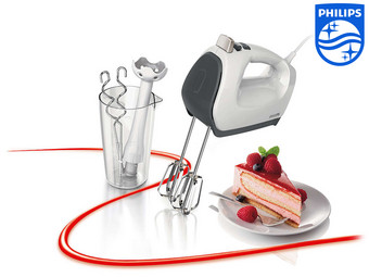 Philips Viva Collection Handmixer HR1572/50