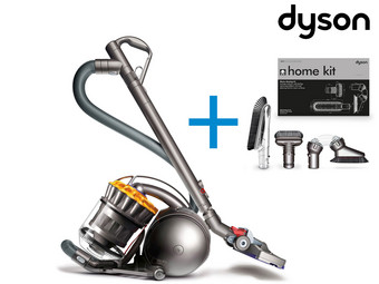 Dyson DC33c Plus Cycloonstofzuiger + Home Cleaning Kit
