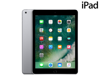 Apple iPad 2017 | Wi-Fi | 32 GB | Space Gray