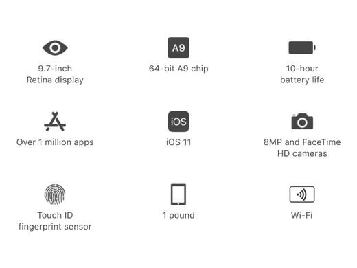 Apple Ipad 2017 Wifi 128 Gb Internets Best Online Offer Daily