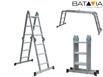 Batavia Multifunctionele Ladder | 3,56 meter