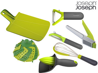 7x Joseph Joseph Smart Kitchen Aid