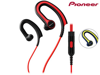 2x Pioneer Bass Head In-Ears