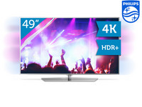 "Philips 49"" 4K TV (100 Hz)"