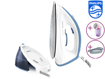 Philips SpeedCare Steam Generator + Iron