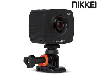 Nikkei Extreme X360 Action Cam