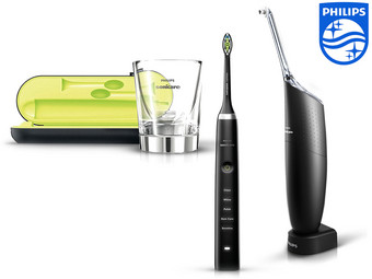 Philips Sonicare DiamondClean + Airfloss