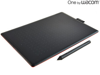 One by Wacom Pen Tablet | Medium | New Edition
