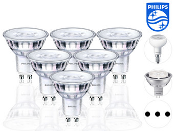 8x Philips LED Lamp