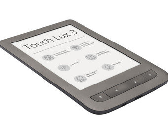 Touch Lux 3 E-Reader by Pocketbook