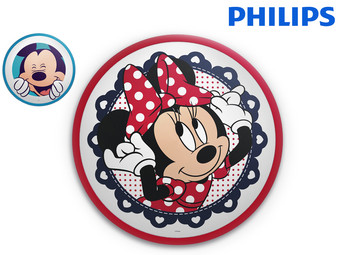 Philips – Micky/Minnie Ceiling lamp 1×7.5W