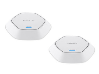 2x Linksys Business Pro Dual-Band MU-MIMO A.P.