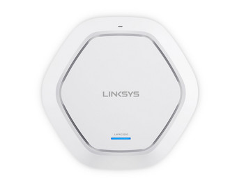 2x Linksys Business Pro AC Dual-Band MU-MIMO Acces