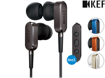 KEF M100 Hi-Fi In-Ears