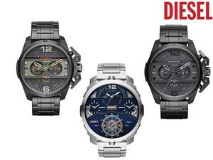 Diverse Diesel Ironside Horloges voor €129,95