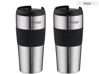 2x Thermocafé Thermosbeker 400 ml