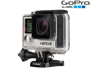 GoPro Hero 4 Zwart Adventure Edition voor €179,95