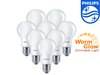 8x Philips WarmGlow LED-Lampe
