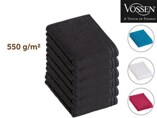6x Vossen Handdoeken | 50 x 100 CM