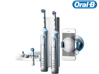 Oral-B Genius 8900 Tandenborstels