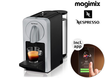 Nespresso Magimix Prodigio | Connected Koffieapparaat
