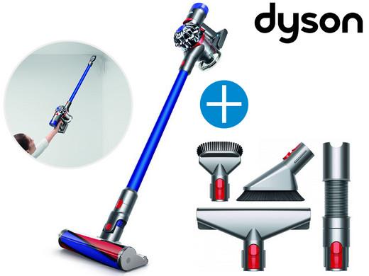 Dyson V7 Fluffy Snoerloze Steelstofzuiger op iBOOD.com