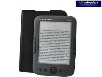 Autovision AV 63L E-Reader + Hoes | Refurbished