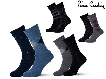 8 x Pierre Cardin Herrensocken