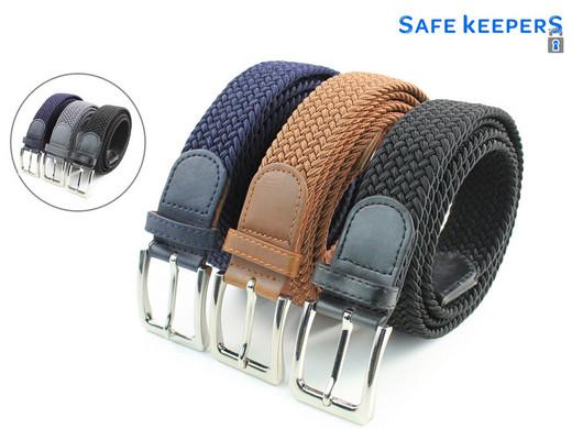 Dagaanbieding - 3x Safekeepers Elastische Riem dagelijkse koopjes