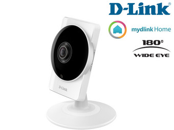 D-Link Panoramic HD Camera